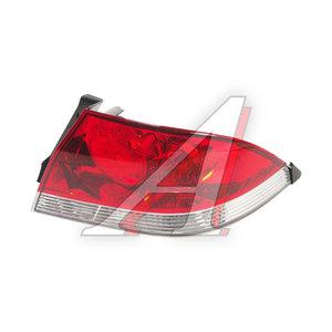 Фонарь задний MITSUBISHI Lancer седан (04-) правый наружный (красный) (уценка) TYC 11-A659-01-2B, 214-1983R-AE, MN161196