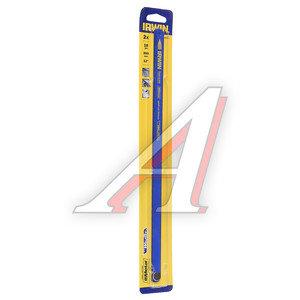 Полотно для ножовки 300мм по металлу биметаллическое (18 зубьев/дюйм) 2шт. IRWIN 10504523
