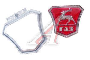 Орнамент решетки радиатора ГАЗ-2410 2410-8401384