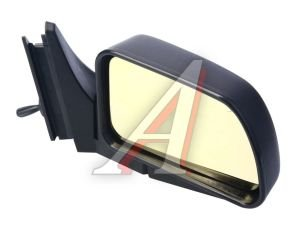 Зеркало боковое ВАЗ-2105 правое антиблик желтое Политех-Р-5рта/СПп, 21056-8201050