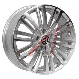 Диск колесный литой VW Tiguan R17 VW136 SF REPLICA 5х112 ЕТ43 D-57,1