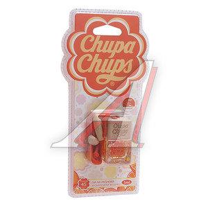 Ароматизатор подвесной жидкостный (апельсин) 5мл CHUPA HUPS CHP101