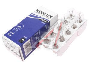 Лампа 24VхP21/5W (BAY15d) 2-контактная, стоп-сигнал/габарит NEOLUX N334, NL-334