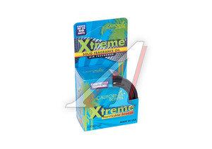 Ароматизатор на панель (ураганный бриз) Xtreme масло твердое 60г CALIFORNIA SCENTS 091400019129