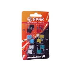 Предохранитель 7.5-30А мини комплект АВАР 469.172.300