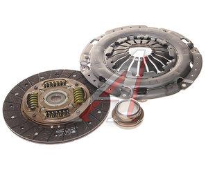 Сцепление CHEVROLET Aveo (06-) (1.4 DOHC),Rezzo (00-) (1.6 DOHC) комплект (215мм) VALEO PHC DWK-040, 96408623/96349031/96181631