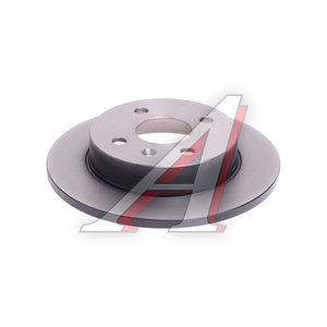 Диск тормозной OPEL Astra H задний (1шт.) TRW DF4050, 0569111