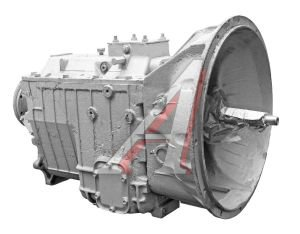 КПП ЯМЗ-236 МАЗ (2-х диск.сцепл) АВТОДИЗЕЛЬ № 236П-1700004
