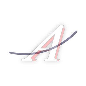 Лист рессоры ГАЗ-24 задней №2 усиленный L=1370мм ЧМЗ 24-2912102, 24-2912102-10