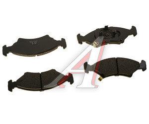 Колодки тормозные KIA Shuma (-01),Sephia (-97) передние (4шт.) SANGSIN SP1063, GDB3096, 0K20A-3323Z