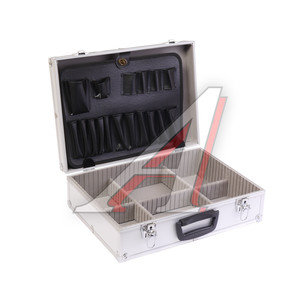 Ящик для инструмента алюминиевый 450х150х320мм TOPEX 79R220