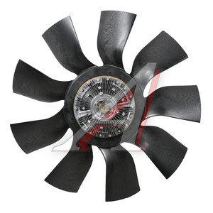 Вентилятор ЯМЗ-530 650мм с вязкостной муфтой в сборе (МАЗ-5440B5,5340B5) ТЕХНОТРОН 21-258-060