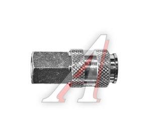 """Переходник для компрессора F1/4"""" быстросъемный внутренняя резьба GAV Италия UNI-A1 459/1, 10021"""