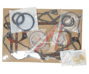 Прокладка двигателя КАМАЗ,ПАЗ дв.CUMMINS 6CT,ISCe комплект нижний MOVELEX 3802624/3800558, 3800558-MX,