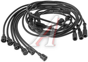 Провод высоковольтный ГАЗ-53,ЗИЛ-130 комплект силикон JAN MOR 130-3707080, JM 53-3707080 U/E41, 130-3707060