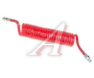 Шланг пневматический витой М16 L=5.5м (красный) (t=-45+50) СМ AIR FLEX М16 L=5.5м (красный), СМ452.711.006.0, 64221-3506380