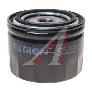 Фильтр масляный ВАЗ-2108,2109 BMW CHRYSLER FORD SKODA FILTRON OP520/1T, OC384