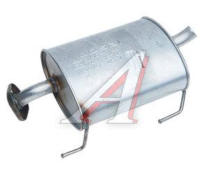 Глушитель NISSAN Almera (N16) задняя часть BOSAL 145-503, 15.369/22609, 20100-BM505