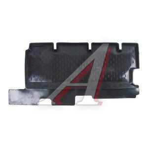 Коврик салона ГАЗ-2705 7-мест задний (2-й ряд) пластик ТП KAZ_gaz2705