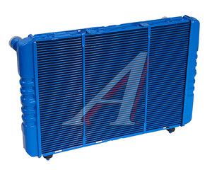 Радиатор ГАЗ-3110 медный 2-х рядный (теплоотдача +30%) ОР 3110-1301010, 3110.1301.000 ВК, 3110-1301010-20