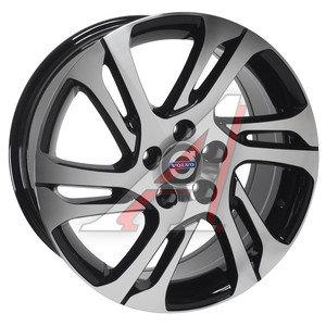 Диск колесный литой VOLVO XC60,XC70 R17 V21 BKF REPLICA 5х108 ЕТ55 D-63,3