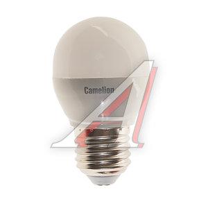 Лампа светодиодная E27 G45 6.5W (60W) холодный CAMELION Camelion LED6.5-G45/845/E27, 11421