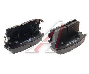 Колодки тормозные GREAT WALL Hover 3 передние (4шт.) SSANGSIN SP2089, GDB1187, 3502150-K00