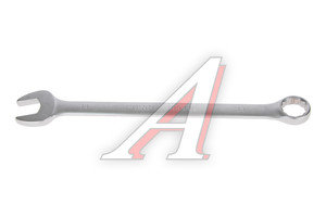 Ключ комбинированный 33мм 12-ти гранный прямой удлиненный FORCE F-75533L