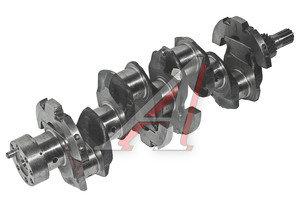 Вал коленчатый МТЗ под 2-шпонки,шлиц (7 отверстий) (А) 243-1005015,