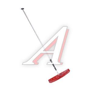 Скребок для уборки снега с крыш телескопическая ручка до 8м №18 №18