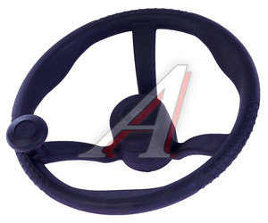 Колесо рулевое ГАЗ-3302,2217 с ручкой 3 спицы 3302-3402015
