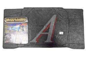 Коврик салона универсальный резина поперечный черный ПЯТЫЙ ЭЛЕМЕНТ Пятый элемент