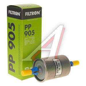 Фильтр топливный DAEWOO Matiz,Nubira CHEVROLET Lanos,Lacetti,Epica,Spark,Rezzo FILTRON PP905, KL83, 96335719/96503420/96537170/25160729