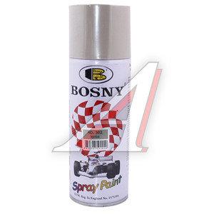 Краска бежевая акриловая аэрозоль 400мл Acrylic Spray Paint BOSNY BOSNY 302, PR-302