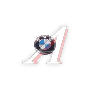 Эмблема BMW 3 (E90) ключа зажигания OE 66122155754