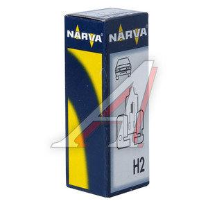 Лампа 24V H2 70W X511 NARVA 48720, N-48720