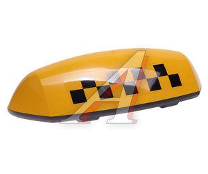 Знак TAXI магнитный с подсветкой 12V желтый (такси/шашки) TORINO 11772, TX-M-Y