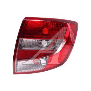 Корпус ВАЗ-2190 фонаря заднего правого ДААЗ 2190-3716020