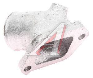 Патрубок УРАЛ радиатора водоподводящий (алюминиевый) дв.КАМАЗ (ОАО АЗ УРАЛ) 4320-1303053-10