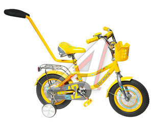 "Велосипед 12"" 1-ск. FORWARD (2-3года) FUNKY 12 Boy"