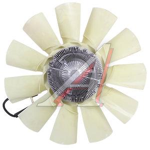 Вентилятор ЯМЗ-650.10 с вязкостной муфтой 650.1308010
