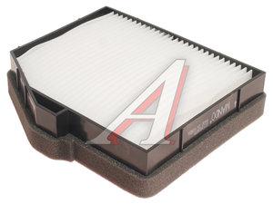 Фильтр воздушный салона HYUNDAI Starex H-1 (01-) MANDO ECF00007M, LA453, 97406-4A900
