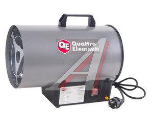 Пушка тепловая 18кВт 500куб.м/ч 1.3кг/ч газовая режим вентилятора ERGUS QE-18G, 772-289