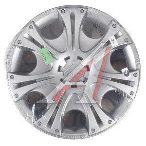 Колпак колеса R-14 декоративный серый комплект 4шт. ЛОТУС ЛОТУС R-14