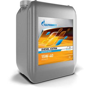 Масло дизельное DIESEL EXTRA CF-4/CF/SG мин.18.05кг/20л GAZPROMNEFT GAZPROMNEFT SAE15W40, 2389901233