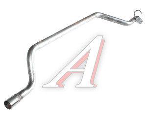 Труба выхлопная глушителя ГАЗ-3302 Н/О рестайлинг СОД 3302-1203170-10
