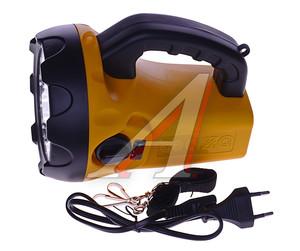 Фонарь-прожектор аккумуляторный 19 сверхъярких светодиода (пластик) ФАZА AccuF6-L19