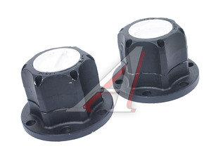 Муфта УАЗ фланца включения ступицы комплект 2шт. Усиленная черная 31512-2304400-02, СТЭД.303531.02, 31512-2304210