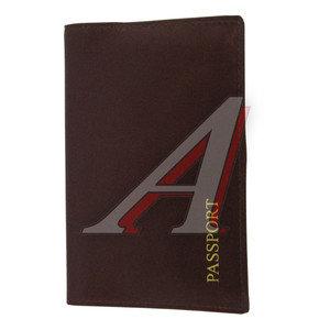 Обложка для паспорта RED натуральная кожа АВТОСТОП АНП03К