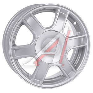 Диск колесный литой RENAULT Logan,Sandero R14 Сильвер КС-576 K&K 4х100 ЕТ43 D-60,1,